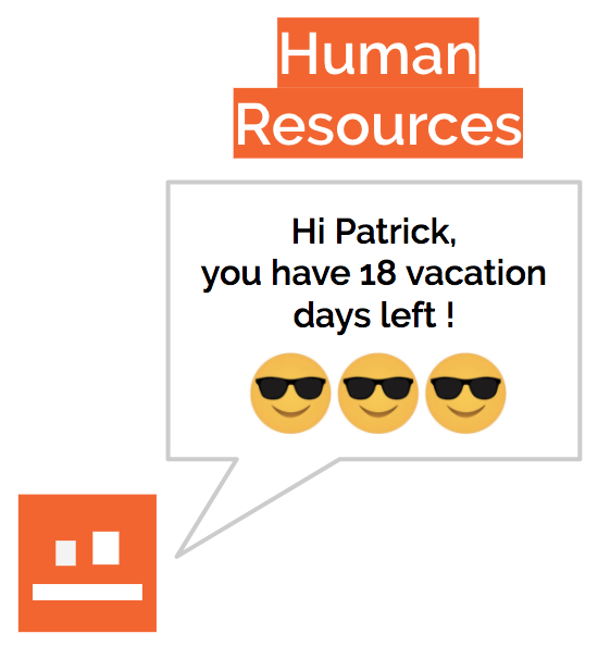 chatbot for human ressources